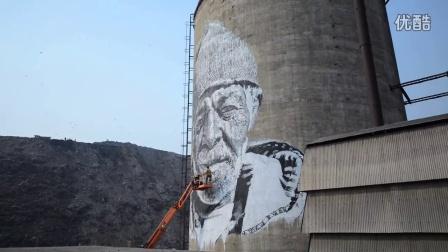 德国城市艺术家ECB(六月即将莅临深圳)