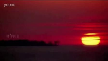 太阳升起日出高清实拍视频素材
