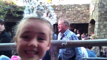 Scared peeing at Disneyland PsychoSoprano