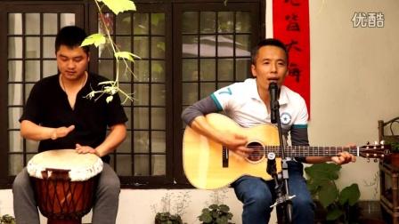 【成都】一首歌 宁静一座城 蒙古汉子将音乐带到成都三圣乡