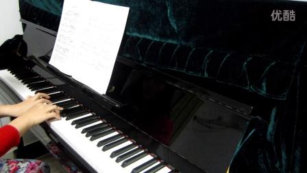 2016上海音协钢琴考级《四级:重大损失》
