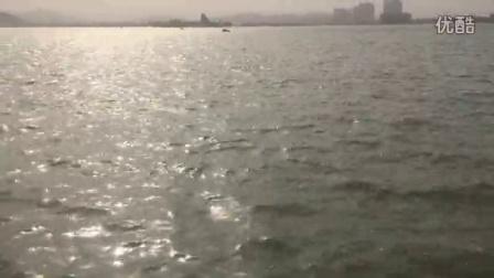 碧波荡漾的云龙湖