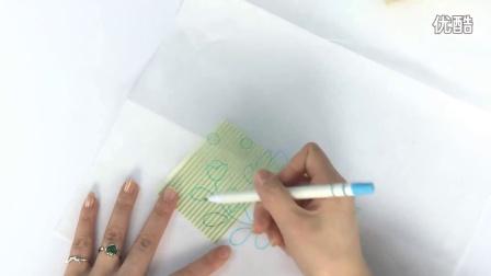 2.花鸟贴布包描图