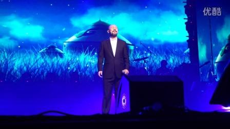 腾格尔《草原之夜》永恒之火草原巨星大型演唱会