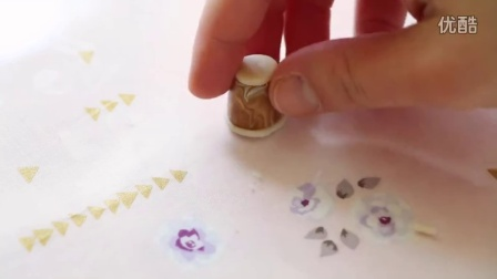 Polymer Clay Frappuccino Charm Tutorial