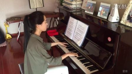 《千千阙歌》钢琴版