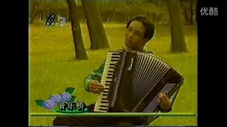 杨帆 手风琴 - 巴黎的微风