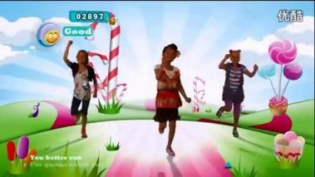 Just Dance Kids 2 Im Gonna Catch You Kidsongs Tutorial f_标清