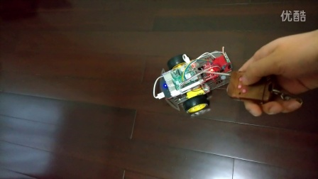 [Edi Wang出品]树莓派3+Windows 10 IoT Core自制的遥控车