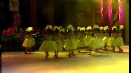 张榕明六岁群舞《春天来了》