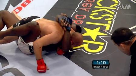 Strikeforce:菲多fedor VS Brett Rogers