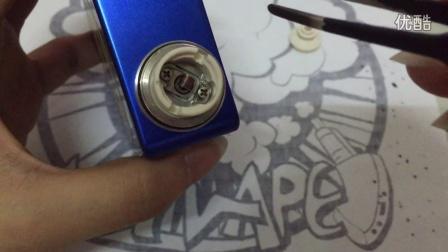 pico雾化器做芯方法及atto机械杆使用方法和雾化器检测解决