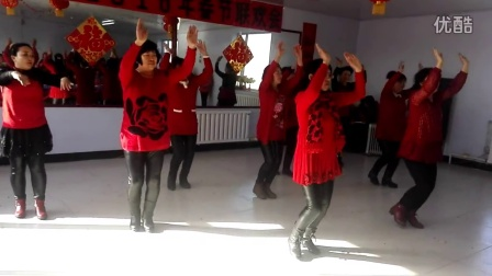 白城市通榆县新发乡舞蹈队好日子恭喜发财