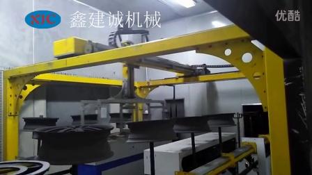 机械手臂 -汽车轮毂移栽设备-自动搬运设备厂家-鑫建诚自动化