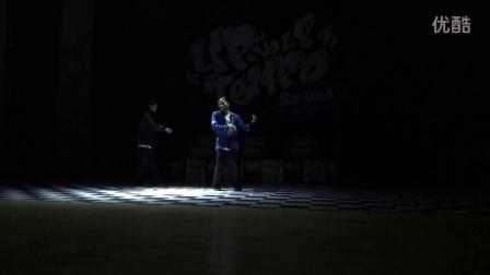 Tiro(China)&Heesoo(Korea) <강원도 아리랑>