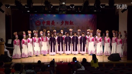 """""""中国美·夕阳红""""中·韩国际文艺交流演出《玛依拉变奏曲》"""
