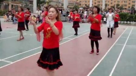 广场舞一祝寿歌