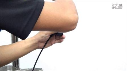德国精品MAGURA(玛古拉) - 液压刹车 MT2 异常操作试验Ⅲ - 铁锤敲击握距反向破坏测试