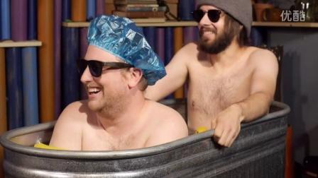 Bathtub Talk With Mike & Alex