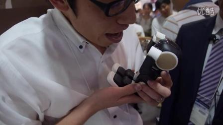 夏普人型機器人手机