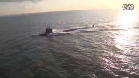 日媒:美军没钱造更多潜艇 欲用技术优势对付中国 (军情最前沿)_标清