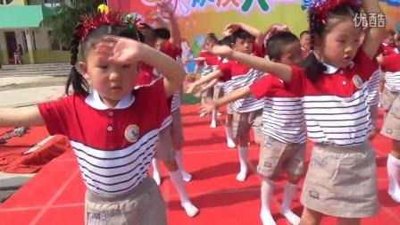 干驿中和小学幼儿园《小龙人》