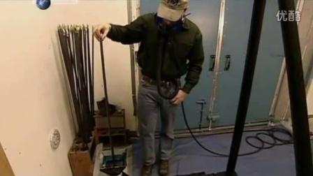 碳素竿的制造过程Rod Making