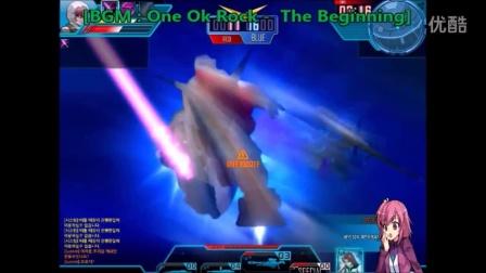 SDNE(SD건담 넥스트 에볼루션) 듀나메스 플레이영상