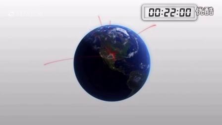 传中国空天战机将实战部署 首曝飞行模拟画面_高清