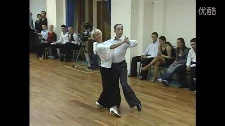 摩登舞教学探戈-Karen Hilton MBE Tango