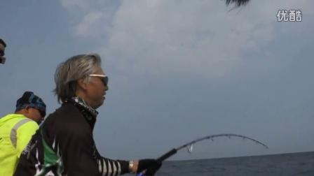 搏魚,人要比魚兇!順暢的過程,比釣多大的魚都還重要。