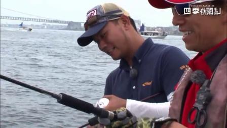 大阪湾で近海ジギング 手軽に大物とファイト!-四季の釣り-2015年9月4日OA