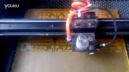 400x600mm CO2 laser machine for engraving rubber sheet