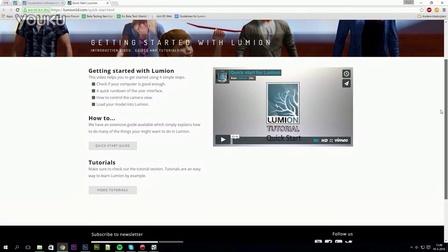 Lumion6.5—新手帮助选项