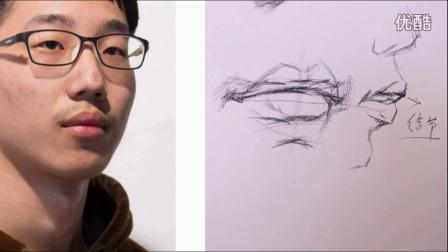 北京弘艺教学视频—嘴示范