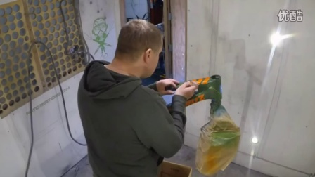 【镇洋】Steve Peat Santa Cruz V10 自制图装喷漆