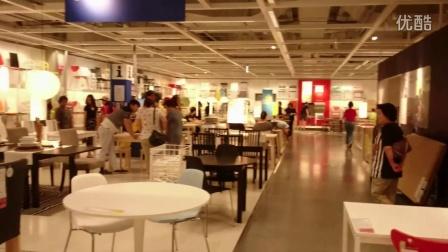 走进韩国宜家超市