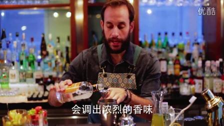 希腊明星调酒师The Clumsies酒吧上海静安香格里拉客座调酒Nikos
