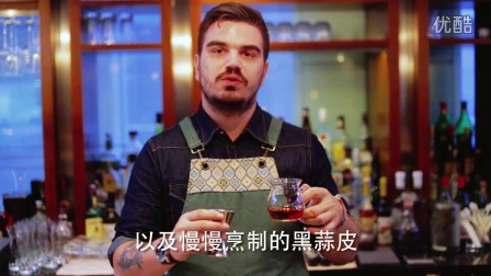 希腊明星调酒师The Clumsies酒吧上海静安香格里拉客座调酒Vasilis