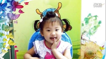 父女情深视频相册:童谣打工爸爸 、儿歌爸爸(两岁幼儿表演朗诵)