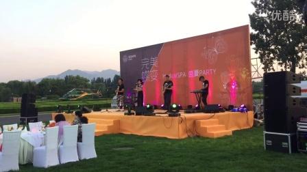 北京乐队演出