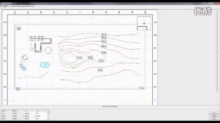 SoundPLAN 航空噪声测绘的地理数据导入