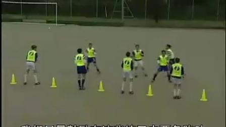 [英国足球教程]个人技术训练-4_标清