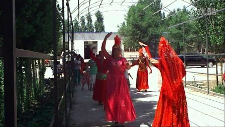 新疆生产建设兵团第八师红光镇老兵农家乐隆重开业