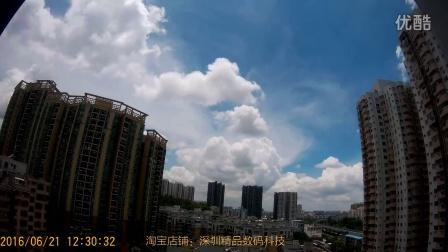 SJCAM M10+PLUS山狗运动摄像机延时摄影片段随拍