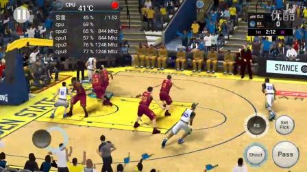 乐视手机之乐max2玩NBA2K16
