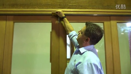 【Installation】how to adjust a top hung brio bifold