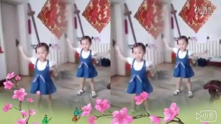 拾豆豆广场舞