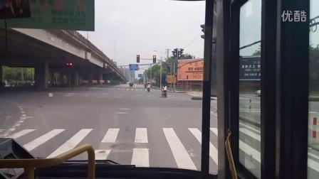 巴士五公司四车队963路【W0A-201】上海中医院至罗芬路美丹路全程(4)