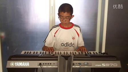 电子琴演奏 追梦人